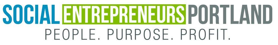 Social Entrepreneurs - PDX